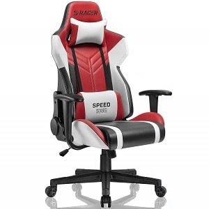 best gaming chair with footrest India